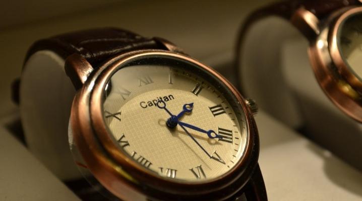 Наручний годинник російського виробництва