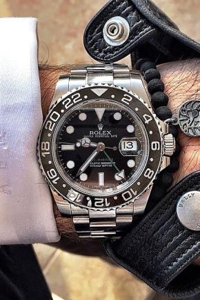 Чоловічі браслети для годин