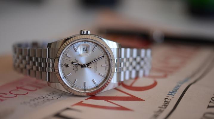 Швейцарські наручні годинники