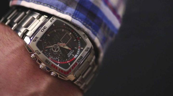 Як вкоротити браслет на годинник Casio?