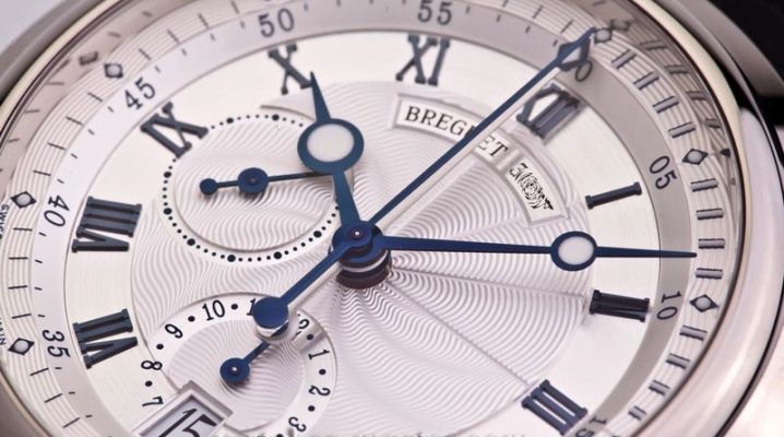 Хронограф в наручних годинниках