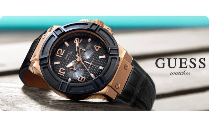 Наручний годинник Guess