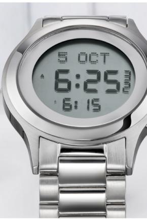 Мусульманські наручний годинник