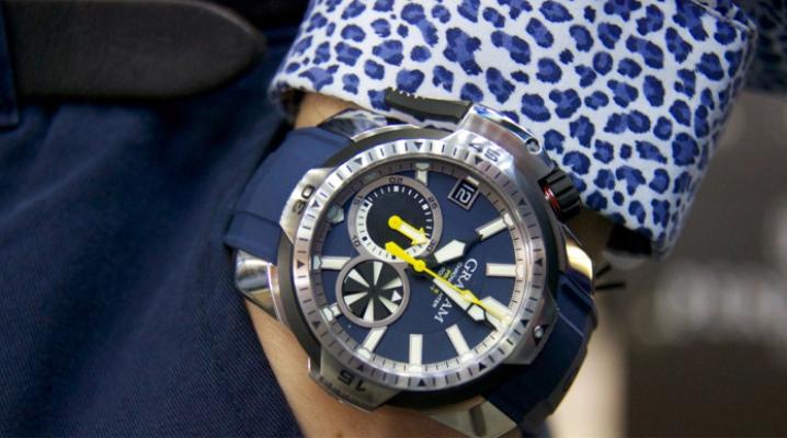 Наручний годинник Seiko