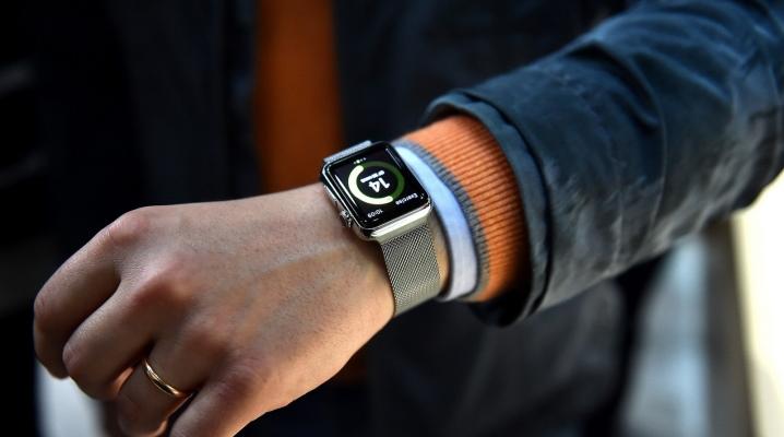 Наручний годинник iPhone