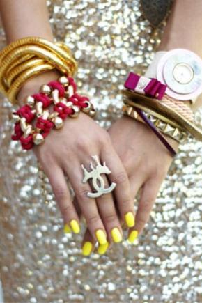 Модні жіночі браслети