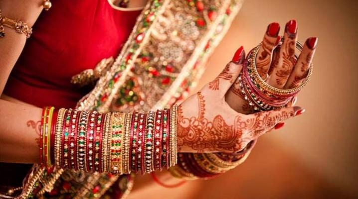 Індійські браслети