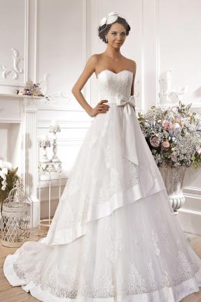 Пояс для весільної сукні