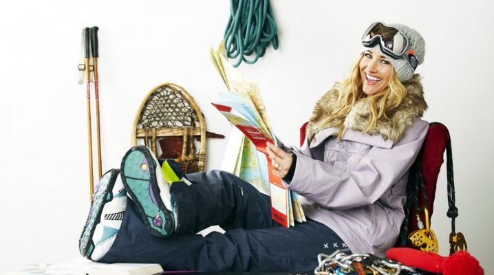 Жіночий одяг для сноуборду
