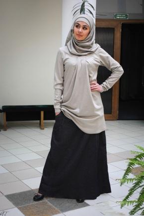 Мусульманський одяг для жінок
