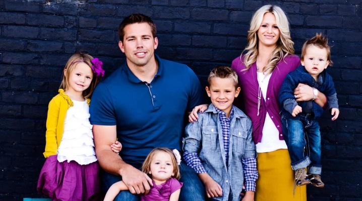 Сімейні комплекти одягу Family look