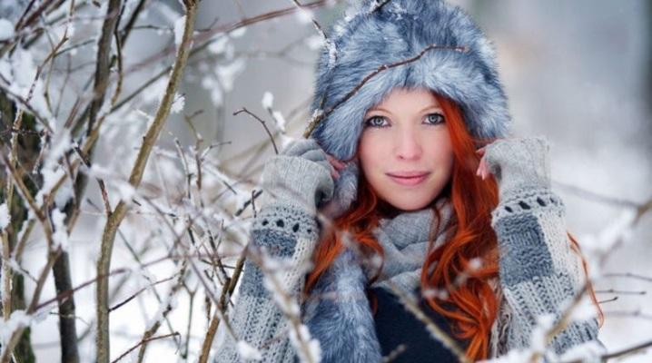 Зимова одяг великих розмірів для жінок