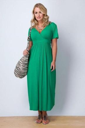 Літній одяг для повних жінок