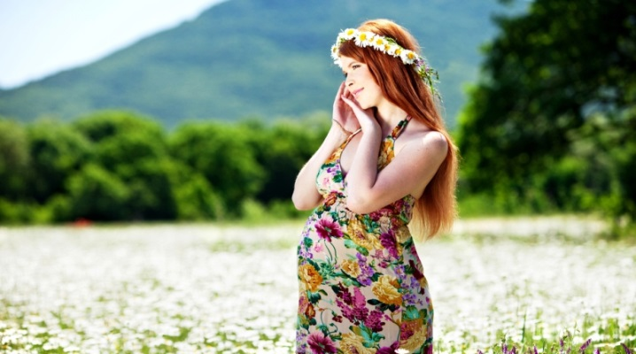 Літній одяг для вагітних