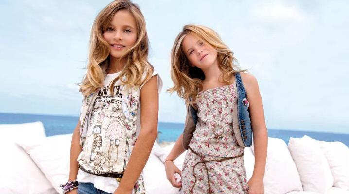 Мода для дівчаток 6-7 років
