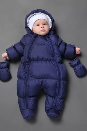 Верхній одяг для новонароджених