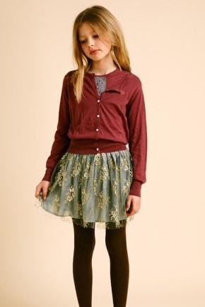 Модний одяг для дівчаток 11-12 років