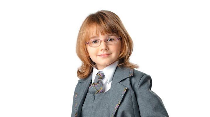 Піджаки шкільні для дівчаток