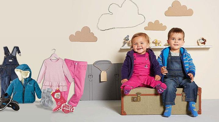 Дитячий одяг Lupilu