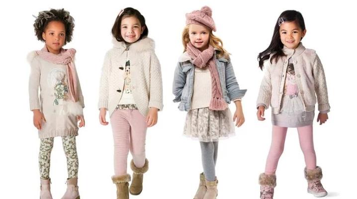 Весняна одяг для дівчаток