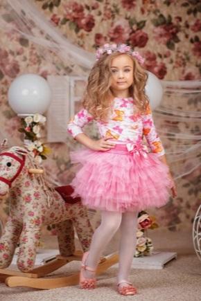Дитячий святковий одяг для дівчаток