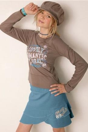Мода для дівчаток 14-15 років