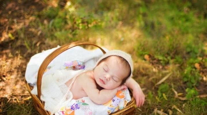 Одяг для новонароджених на літо