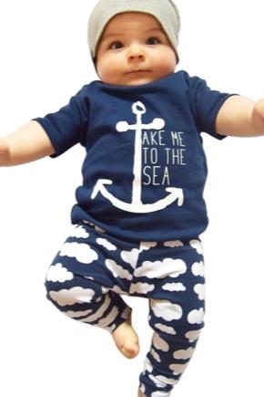 Одяг для новонароджених і немовлят до 3 місяців: скільки потрібно і як вибрати