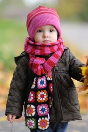 Осіння одяг для дітей