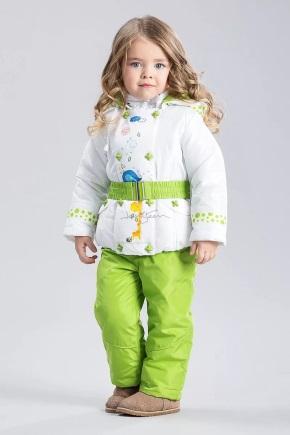 Верхній одяг для дівчаток