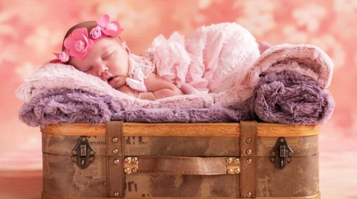 Красива одяг для новонароджених