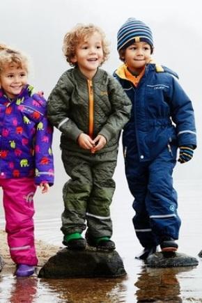 Демісезонний одяг для дітей