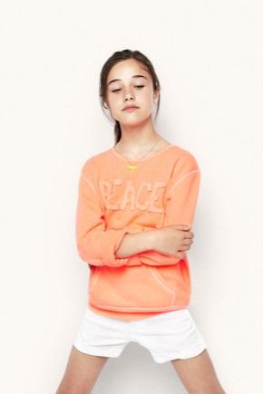 Дитячий одяг від Зара для хлопчиків і дівчаток
