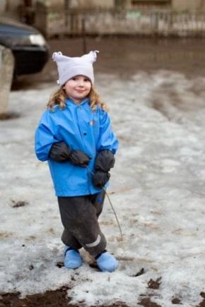 Непромокаємий одяг для дітей