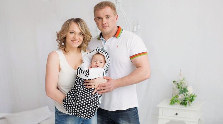 Одяг для новонароджених для виписки взимку