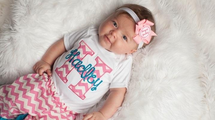 Модний одяг для новонароджених