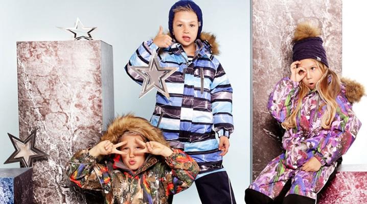 Дитячий одяг Huppa