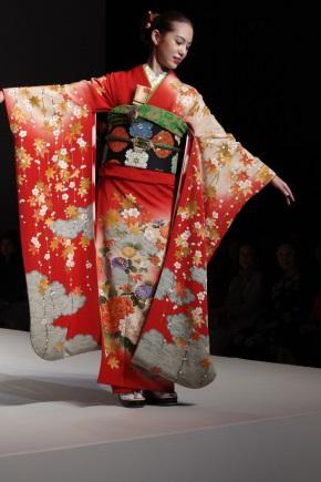Японська жіночий одяг