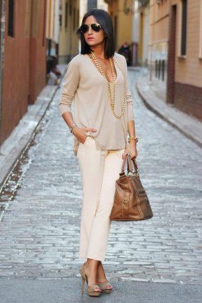 Елегантний стиль в одязі для жінок