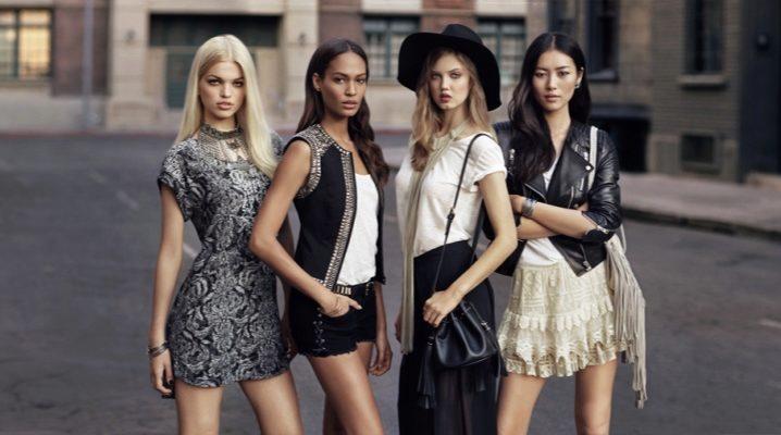 Сучасні стилі одягу