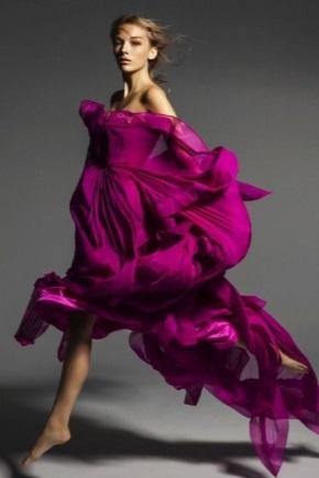 Колір фуксії в одязі