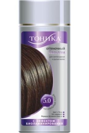 Скільки часу тримається тонік на волоссі?