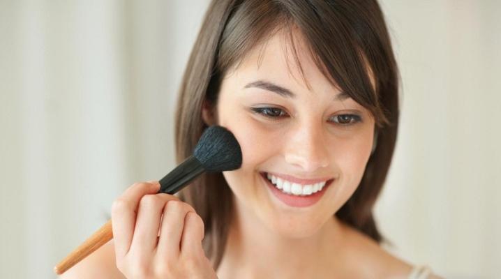 Пудри Shiseido