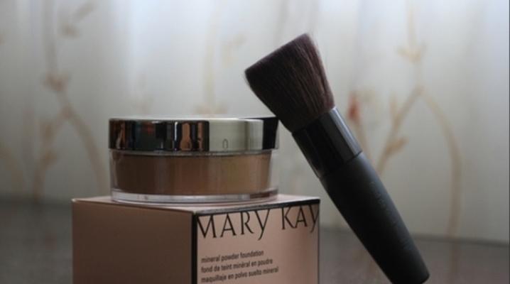 Розсипчаста пудра Mary Kay
