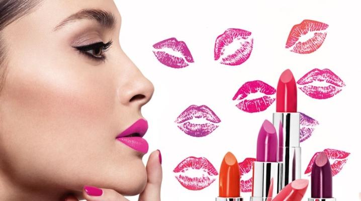 Як підібрати колір губної помади?
