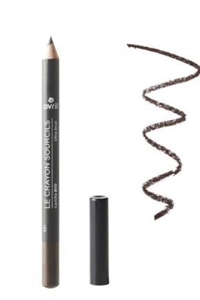 Сірий олівець для брів