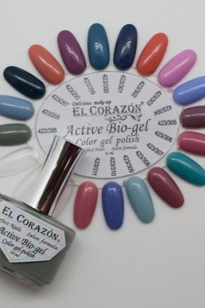 Лак для нігтів El Corazon