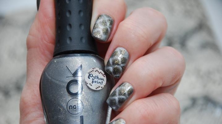 Лак для нігтів Looknail