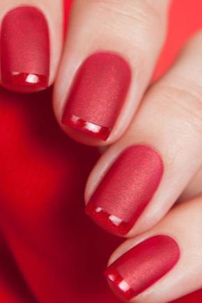 Модні кольори гель-лаку для нігтів взимку і восени