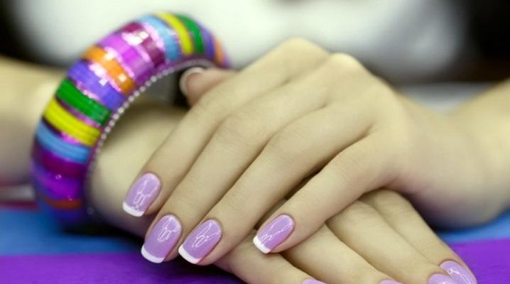 Зміцнення нігтів під гель-лак